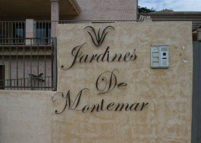 Jardines de Montemar entree